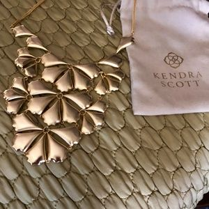 Kendra Scott 14k Camille Statement Necklace